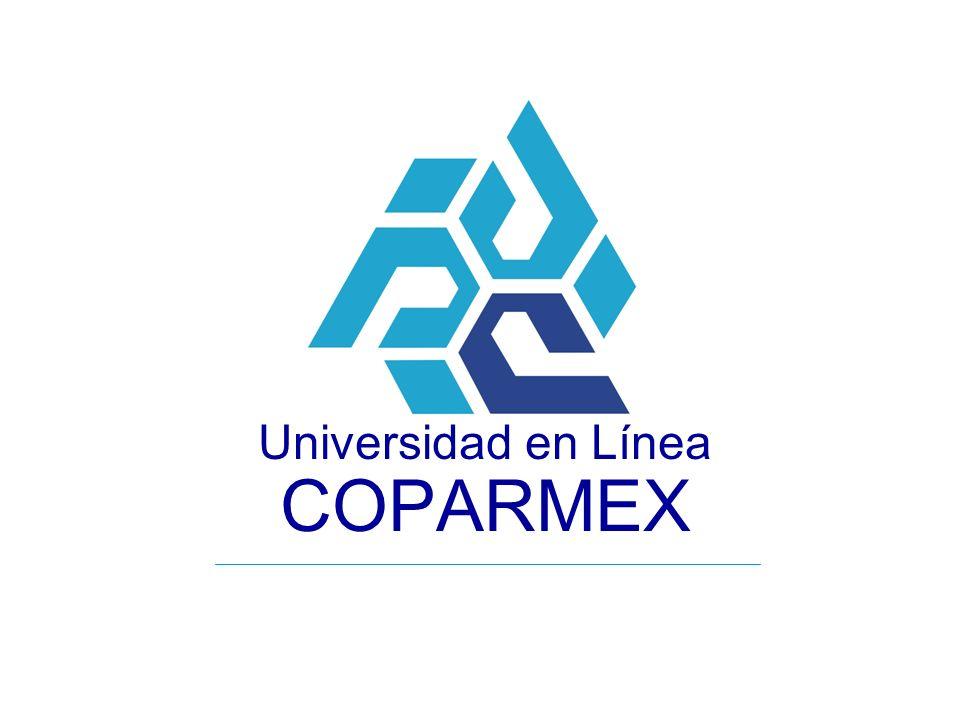 Proyectos Nacionales COPARMEX Universidad en Línea COPARMEX