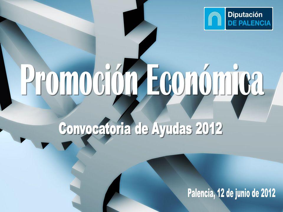 CONVOCATORIAS DE AYUDA 1.Mantenimiento del tejido industrial 2.