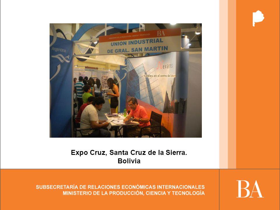 Expo Cruz, Santa Cruz de la Sierra. Bolivia