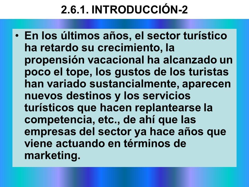 A la hora de elaborar satisfactoriamente un plan de marketing, la empresa debe tener en cuenta una serie de factores, como por ejemplo 2.6.2.4.
