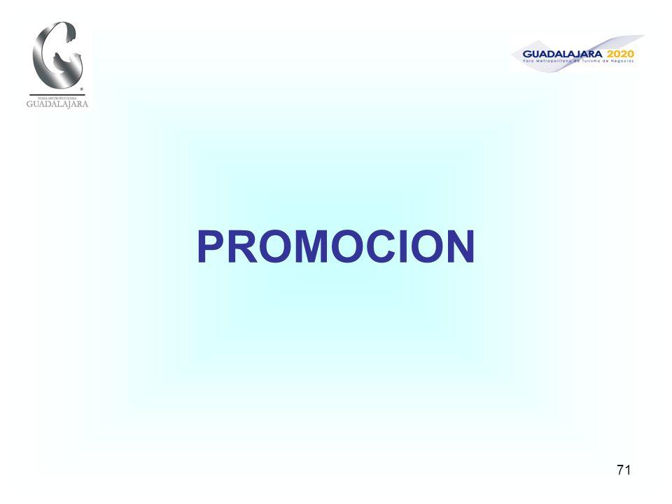 71 PROMOCION
