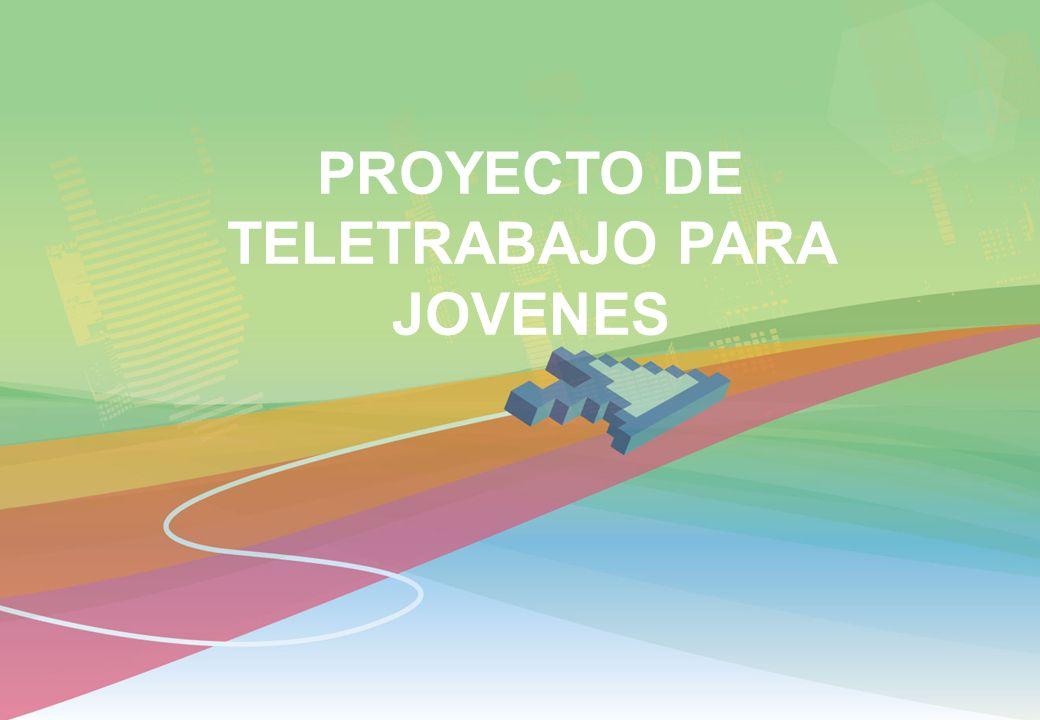PROYECTO DE TELETRABAJO PARA JOVENES