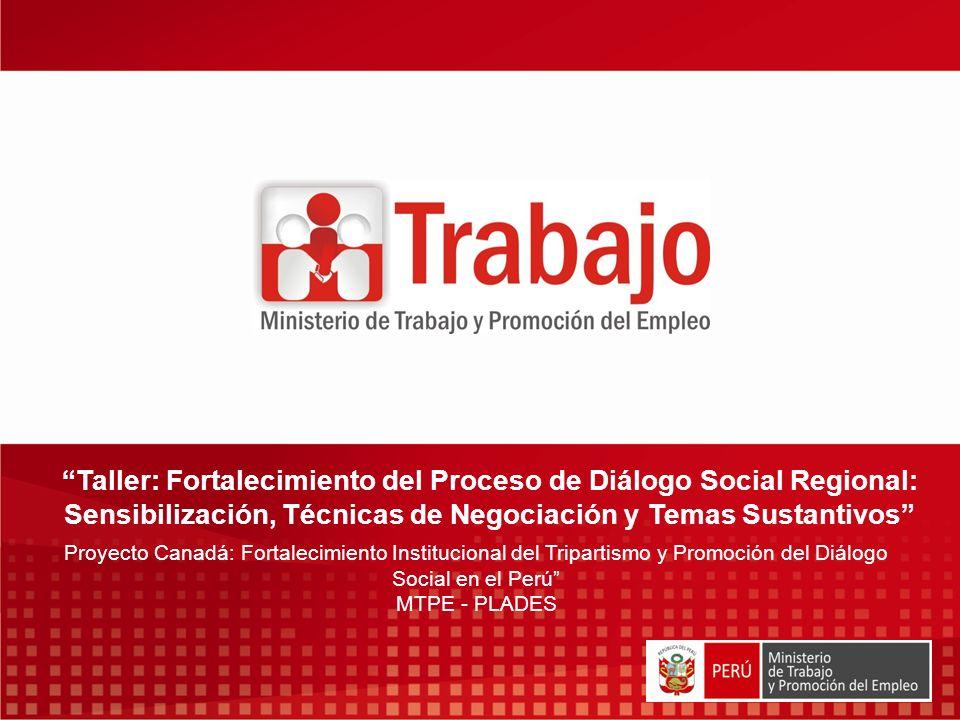 SERVICIO DE ASISTENCIA TÉCNICA PARA EMPRENDEDORES NºREGIÓNNº DE BENEFICIARIOSSERVICIOINSTITUCIÓN DE CAPACITACIÓN 1AMAZONAS58 Programa de Emprendimiento Universidad Nacional de San Marcos 2AREQUIPA100 3AYACUCHO93 4CUSCO100 5JUNIN142 6LIMA592 7PUNO141 Total1226 Durante el 2012, Vamos Perú tiene programado certificar las competencias laborales a 1,679 personas, así como capacitar a 1,226 emprendedores con ideas de negocio.