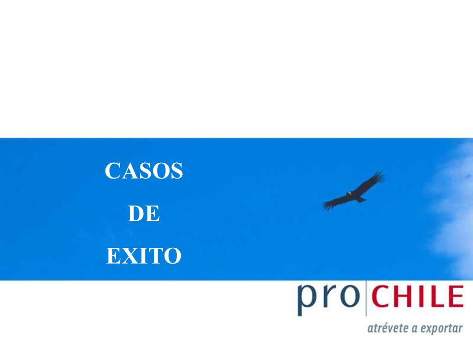 CASOS DE EXITO