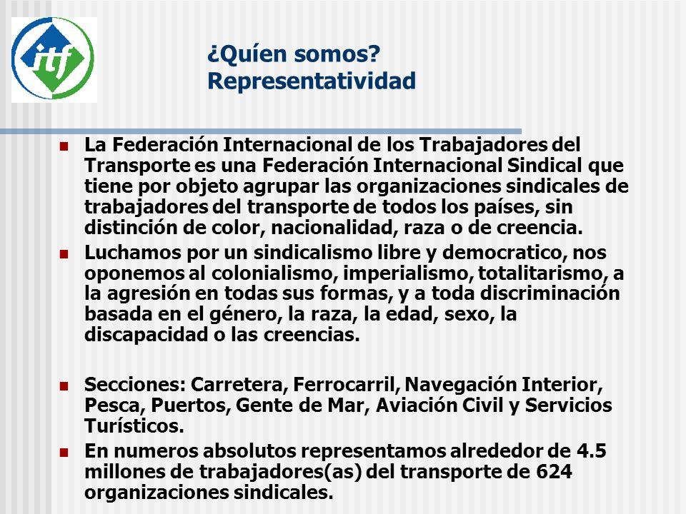 ¿Cómo defendemos y promovemos los derechos fundamentales de los(as) trabajadores (as).