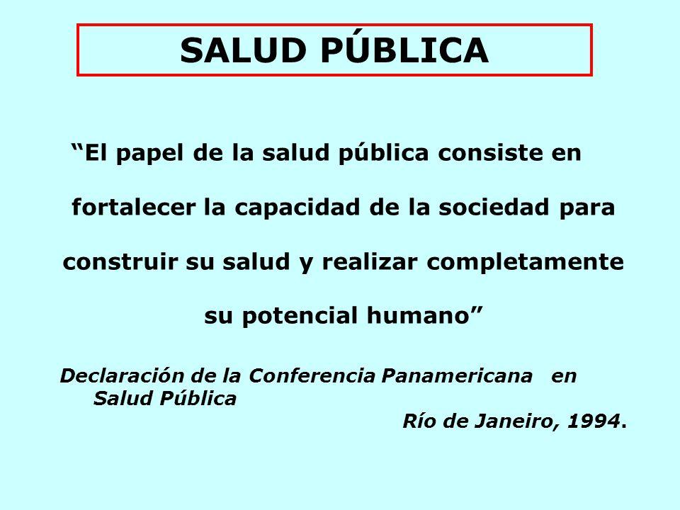 SALUD ORGANIZACIÓN MUNDIAL DE LA SALUD