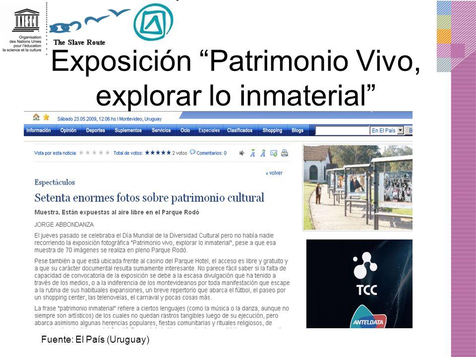 Fuente: El País (Uruguay)