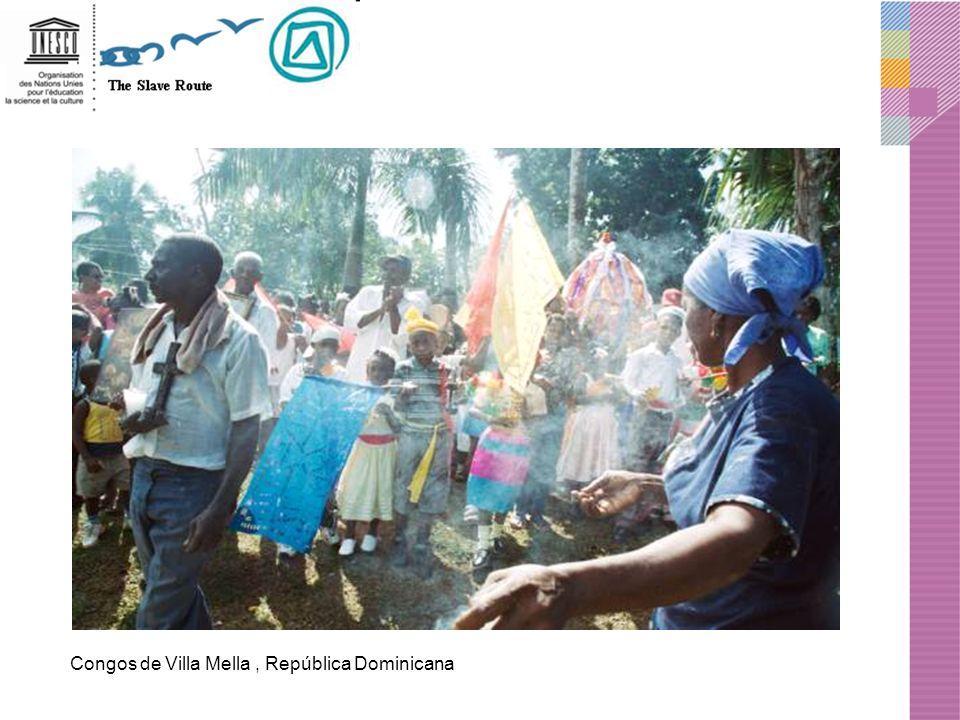 Orígenes de La Ruta del Esclavo 1993 - Aprobación por la Conferencia General de la UNESCO de la realización del La Ruta del Esclavo propuesta por Haití y varios países de África.