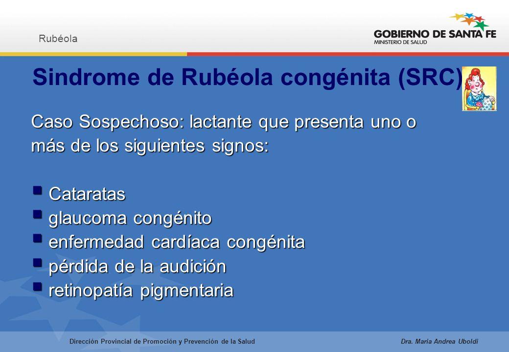 ¿Por qué se producen los brotes de Sarampión / Rubéola .