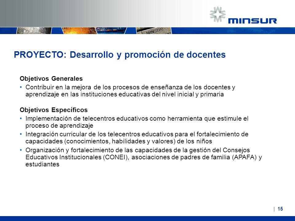 Objetivos Generales Contribuir en la mejora de los procesos de enseñanza de los docentes y aprendizaje en las instituciones educativas del nivel inici