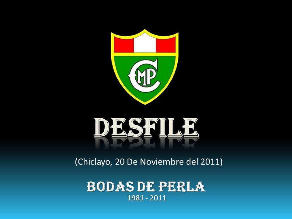 (Chiclayo, 20 De Noviembre del 2011) BODAS DE PERLA 1981 - 2011
