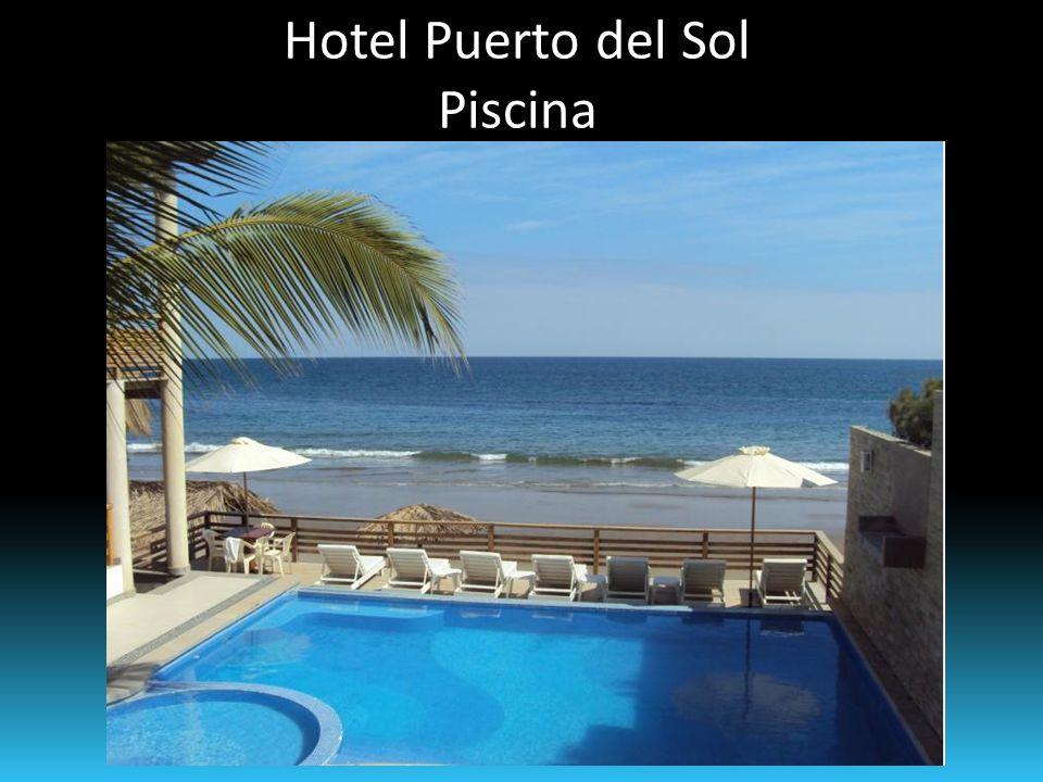 Hotel Puerto del Sol Vista externa de Habitaciones