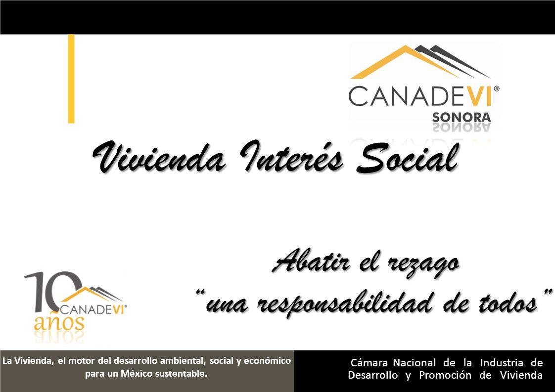 Cámara Nacional de la Industria de Desarrollo y Promoción de Vivienda PROGRAMA DE SUBSIDIOS 2X1