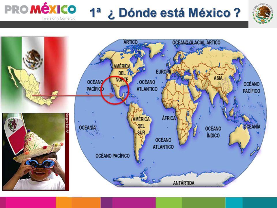 Se ubica en América del Norte (con Alaska, Canadá y EUA) Superficie1.9 Millones km2.