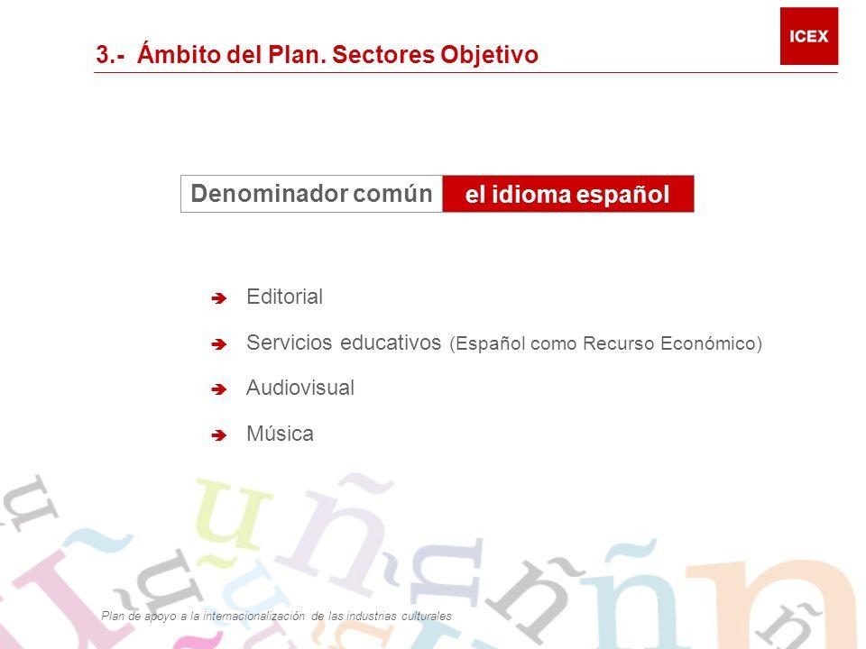 3.- Ámbito del Plan.