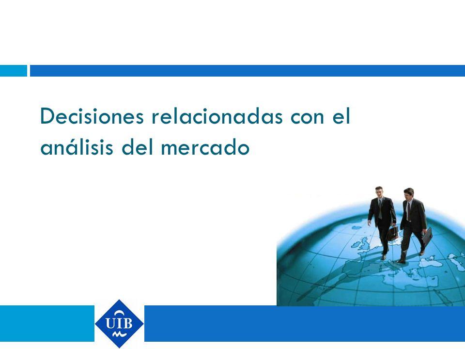 Decisiones sobre promoción La promoción se relaciona con las decisiones de comunicación de la empresa con sus clientes.