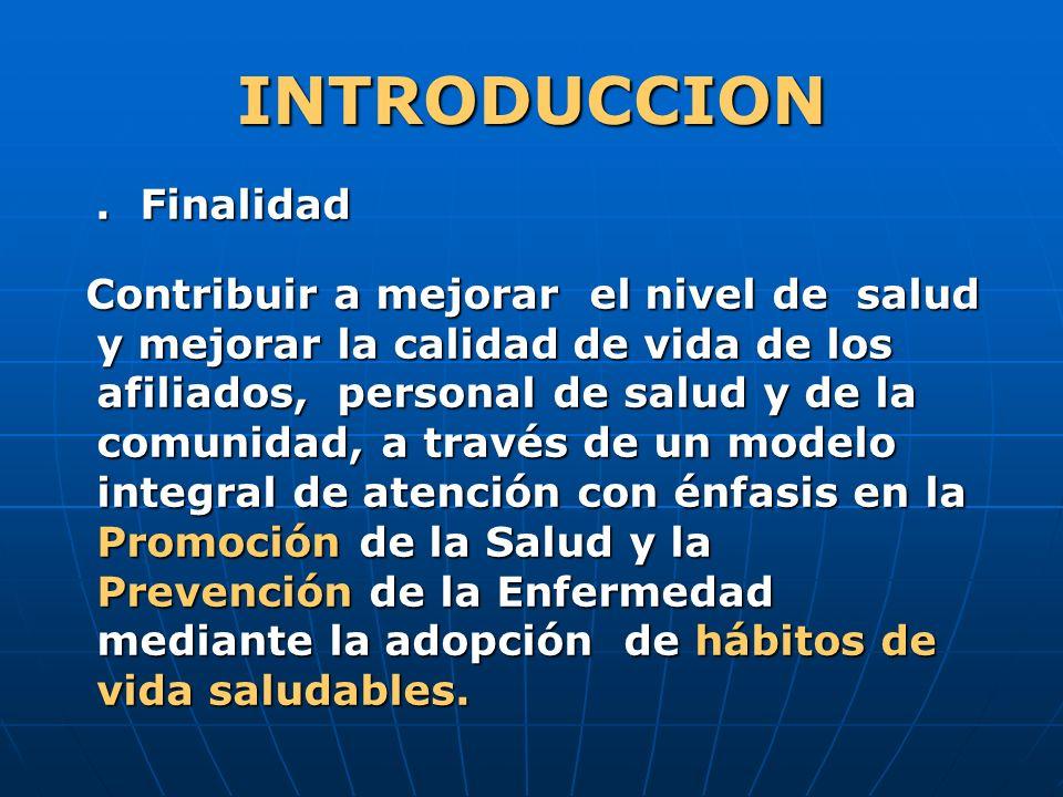 Que las Instituciones de FEMI avancen en los diferentes programas de Promoción de Salud, contando con la colaboración, asesoramiento y RECONOCIMIENTO de la OPS/OMS en el Uruguay.