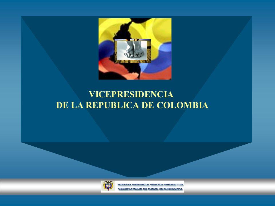 VICEPRESIDENCIA DE LA REPUBLICA DE COLOMBIA