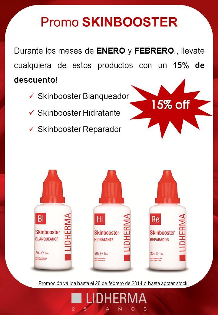 Promo ANTIAGE Durante los meses de ENERO y FEBRERO,, llevate cualquiera de estos productos con un 15% de descuento.