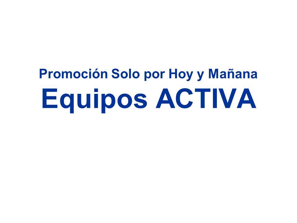 Promoción Solo por Hoy y Mañana - Altas y Cater ACTIVA Llevate un Movistar con línea Ahorro Comunidad a un precio increíble !!.