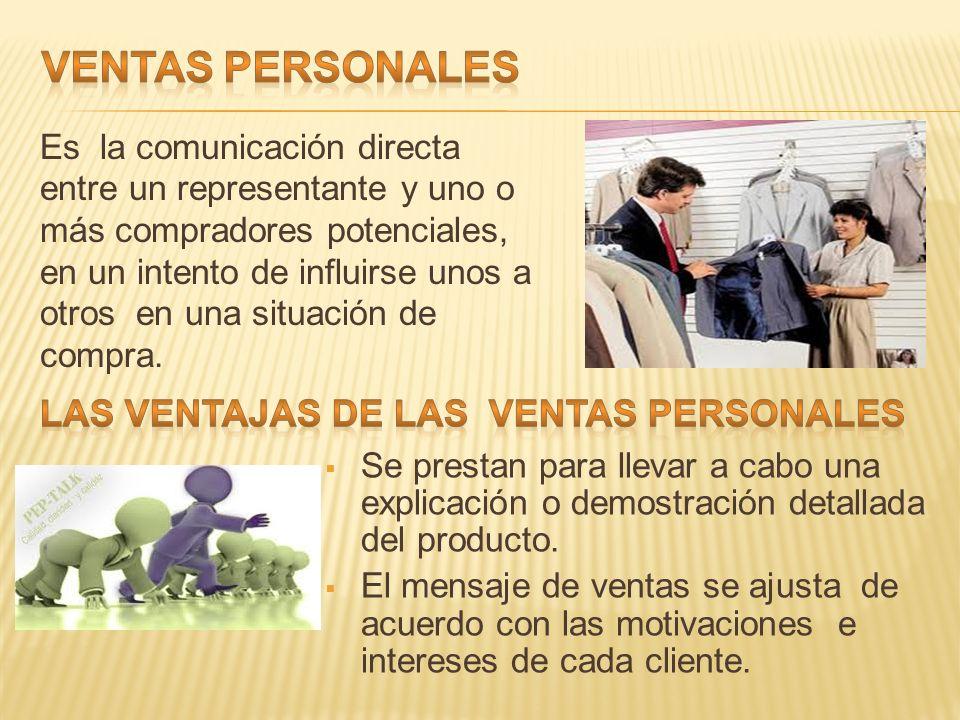 Fabricantes, distribuidores y otros vendedores tiene la oportunidad de exhibir sus artículos o describir sus servicios a los clientes y compradores po