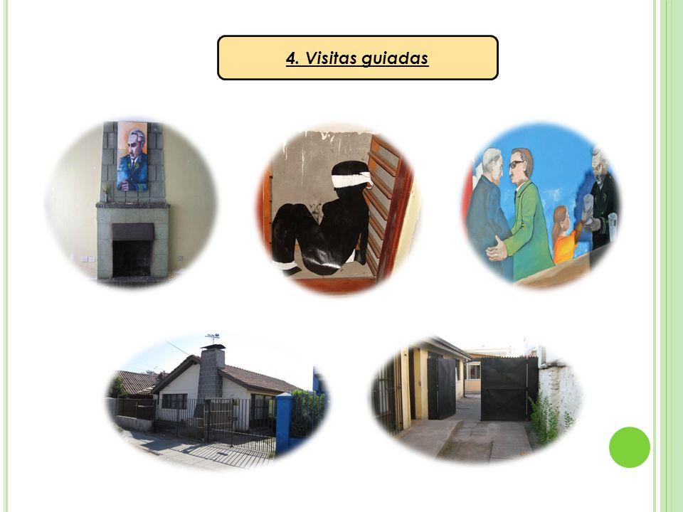 4. Visitas guiadas