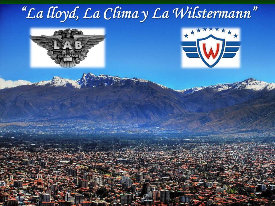 PROYECTO DE LEY DE PROMOCIÓN DE LA RESPONSABILIDAD SOCIAL EMPRESARIAL MOTIVACIONES PERSONALES La lloyd, La Clima y La Wilstermann