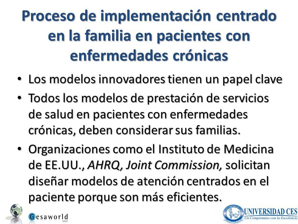 Los modelos innovadores tienen un papel clave Los modelos innovadores tienen un papel clave Todos los modelos de prestación de servicios de salud en p