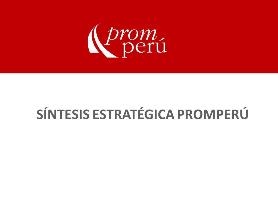 4 Posicionar al Perú en el mundo a través de la promoción de su imagen, sus destinos turísticos y sus productos de exportación con valor agregado, contribuyendo al desarrollo sostenible y descentralizado del país Misión PromPerú