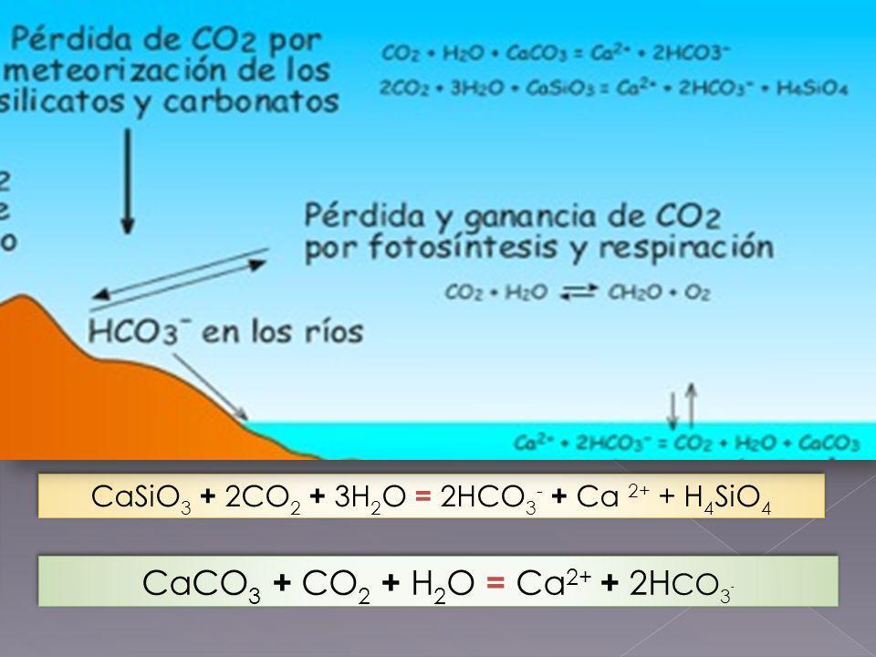 La meteorización es la desintegración física y química de las rocas debido a la actuación de los elementos meteorológicos: lluvia, viento, cambios tér