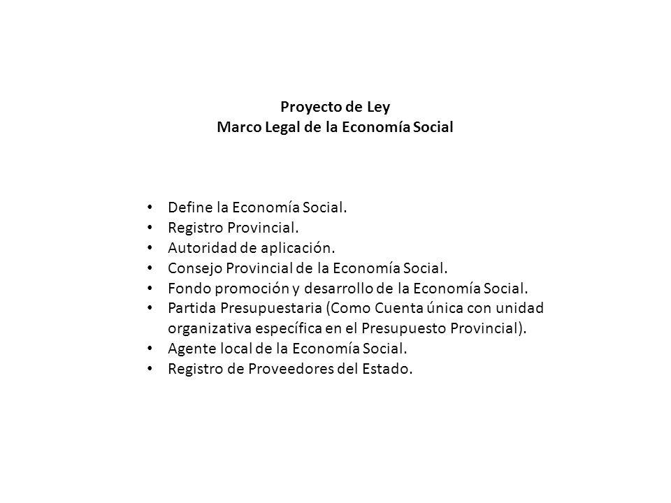 Crea y promociona la figura de los Mercados Productivos Asociativos.