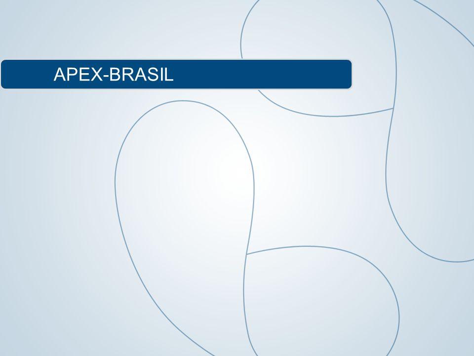 Promover las exportaciones de productos y servicios brasileños, contribuyendo con la internacionalización de las empresas brasileñas, el fortalecimiento de la imagen del país e intensificando la atracción de inversiones.