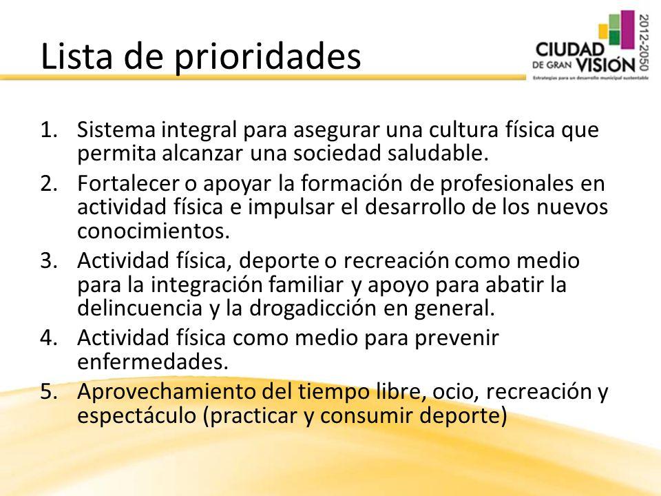 1.Sistema integral para asegurar una cultura física que permita alcanzar una sociedad saludable.