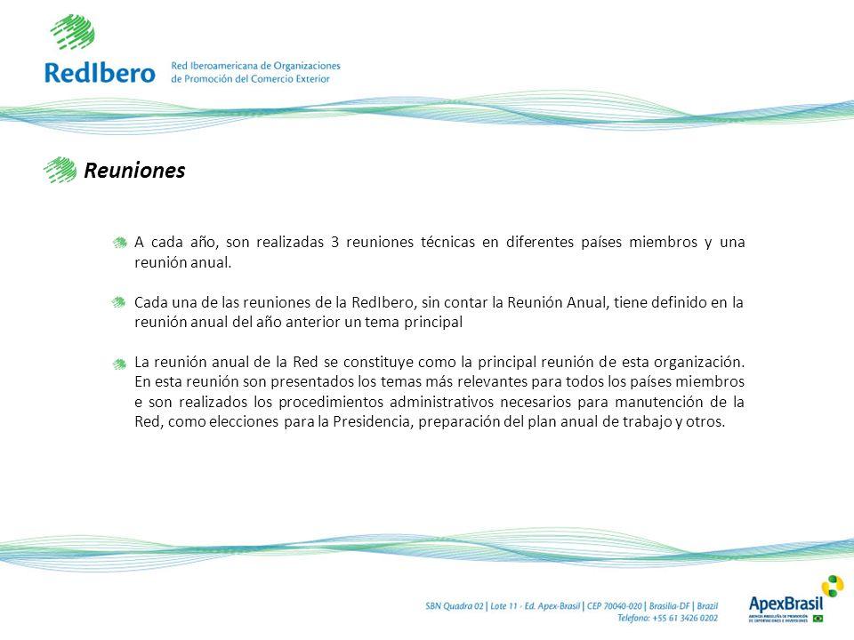 Países Miembros 1.Argentina – Fundación Export.Ar12.