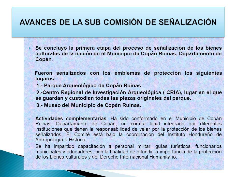 Ha sido aprobado el proyecto de Reglamento Interno de la Comisión Hondureña del Derecho Internacional Humanitario ( CHDIH).