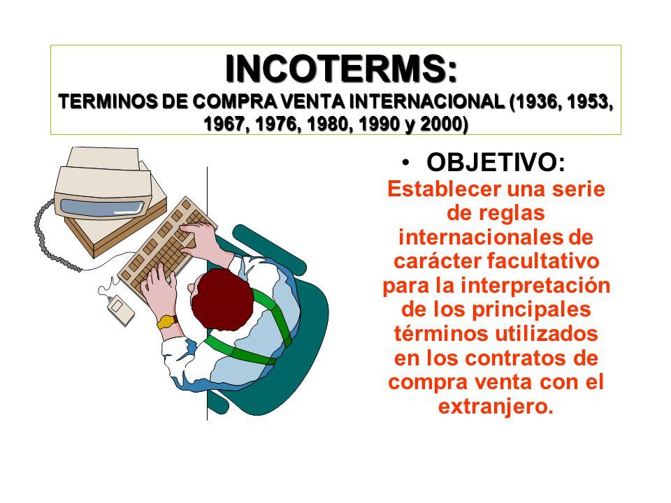 LA CAMARA DE COMERCIO INTERNACIONAL En vista de las dificultades generadas en las operación de comercio exterior, la Cámara de Comercio Internacional