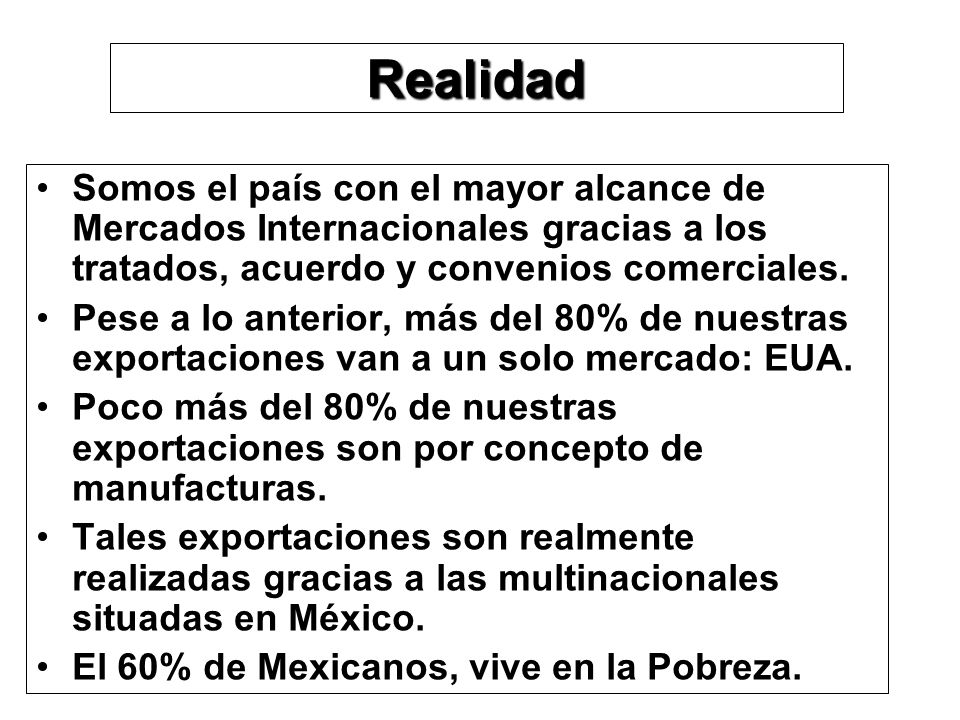Inversión Extranjera Directa Fuente: INEGI