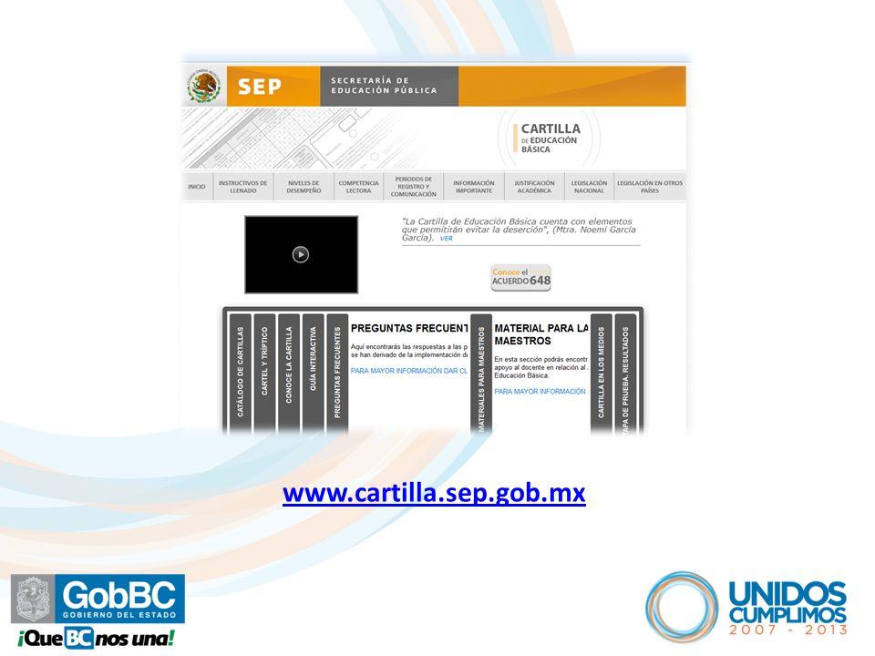 www.cartilla.sep.gob.mx