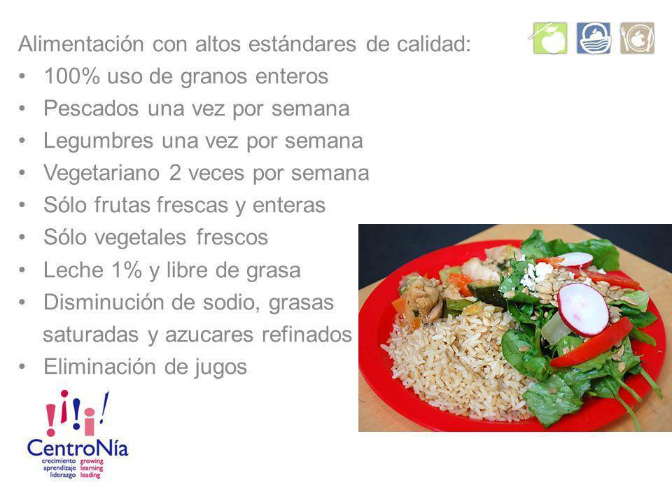 Incorporación de salad bar y realización de actividades para promover el consumo de alimentos frescos y de producción local