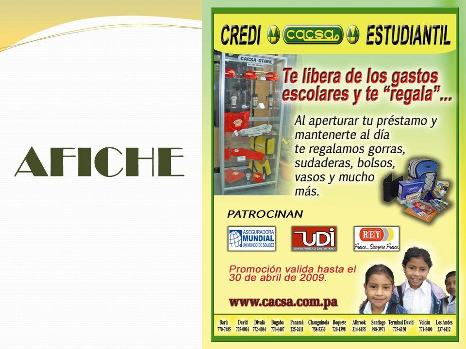 CUÑA DE RADIO CACSA, R.L.