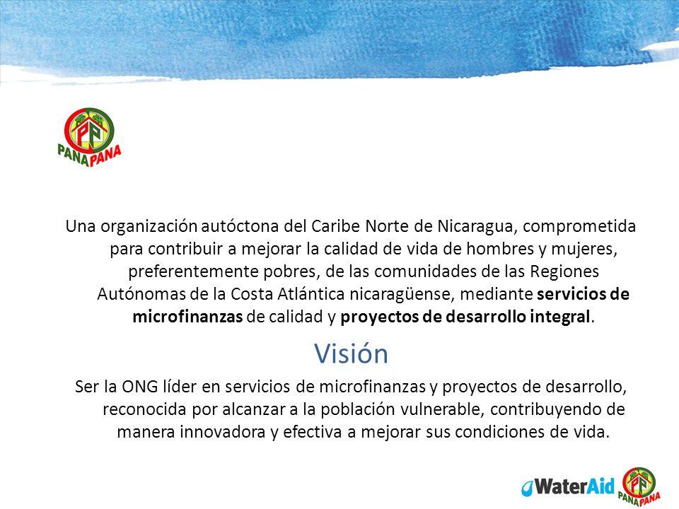 Una organización autóctona del Caribe Norte de Nicaragua, comprometida para contribuir a mejorar la calidad de vida de hombres y mujeres, preferenteme