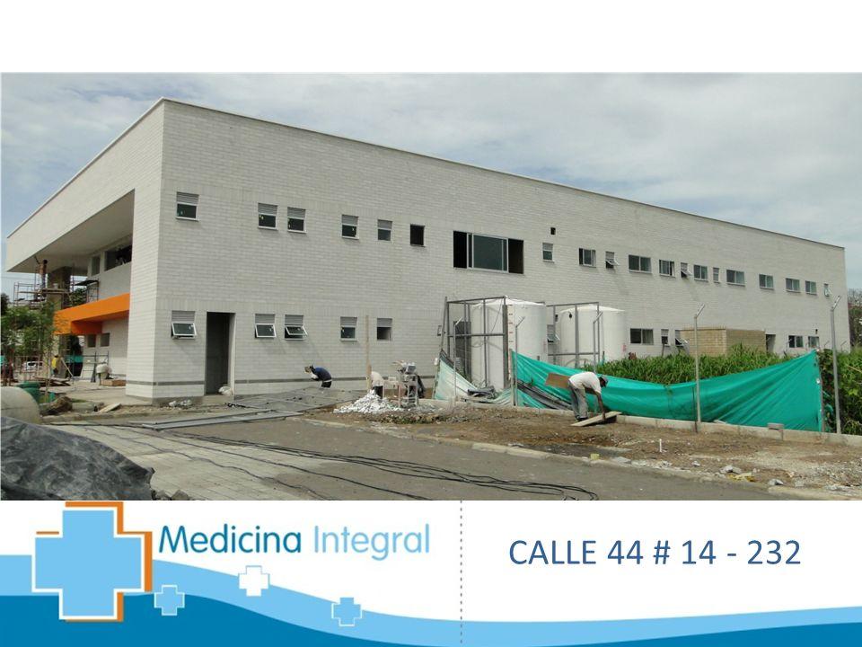 Servicios Nueva Sede Exclusiva Magisterio Medicina Familiar.