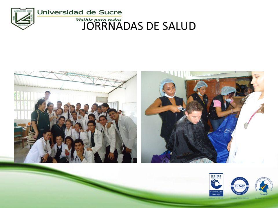JORRNADAS DE SALUD