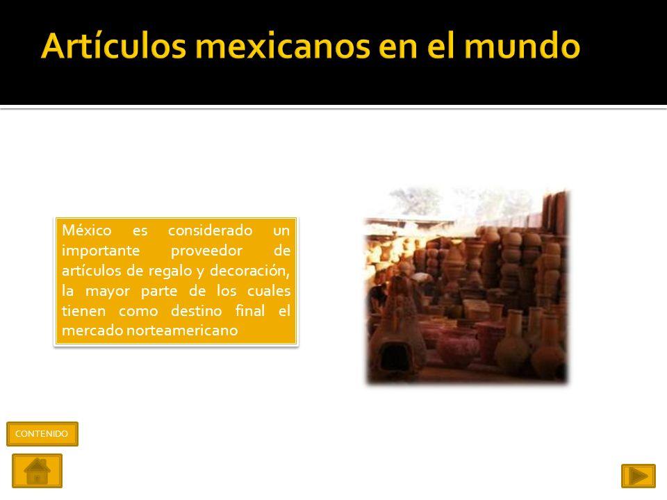 México tiene una economía de libre mercado orientada a las exportaciones, la cual ha permitido el crecimiento de los productores mexicanos. La economí