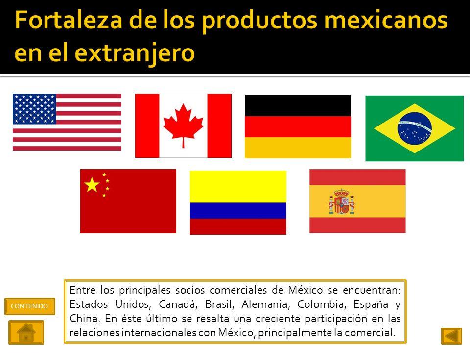 Las relaciones comerciales que mantiene México con el resto del mundo y la apertura comercial que ha logrado a través de la firma de 11 tratados comer
