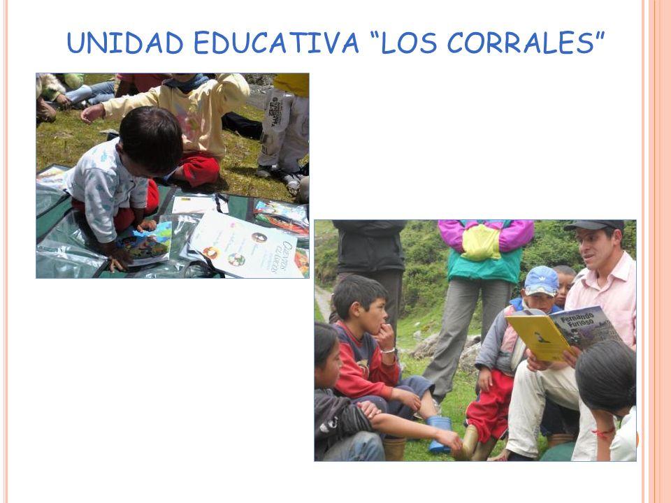 UNIDAD EDUCATIVA LOS CORRALES