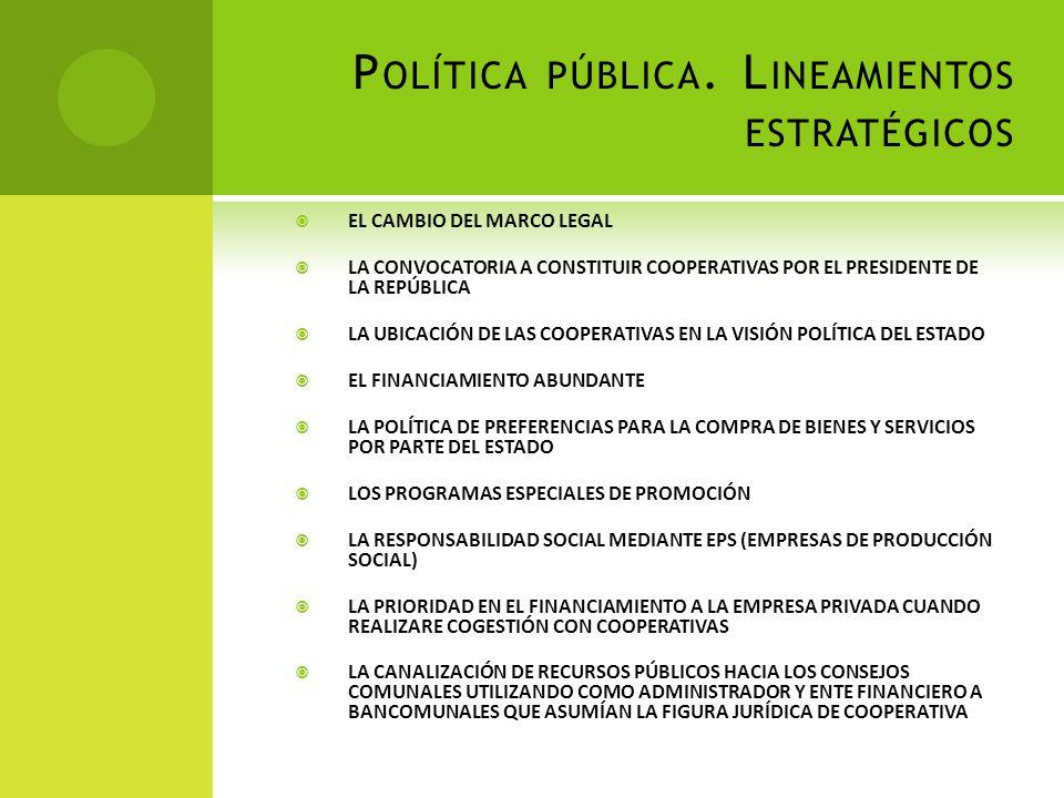 LO ESPERADO PARA EL 2013 Tomado deL Proyecto Nacional Simón Bolívar. Primer Plan Socialista 2007- 2013