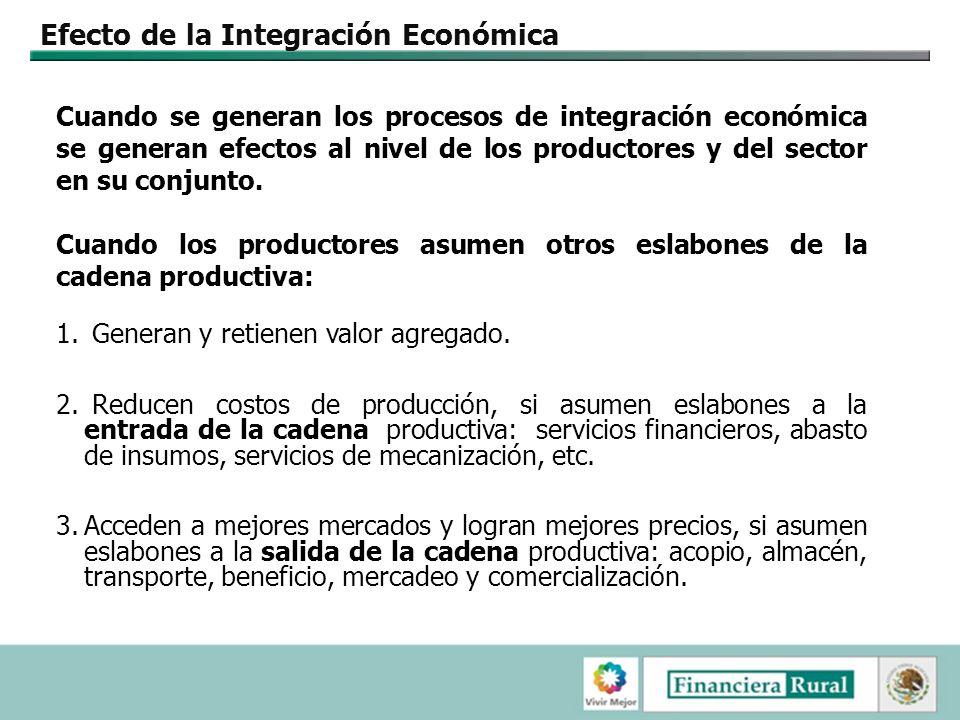 Proyecto Estratégico de Integración Económico Organización de Productores Distribuidora de Insumos Intermediario Financiero Rural Centro de Acopio y Comercialización Empresa de Beneficio Central de Maquinaria Productores y Organizaciones en la Producción Primaria 1.Es el instrumento de la Política de Integración Económica para el Fomento y Promoción de Negocios.