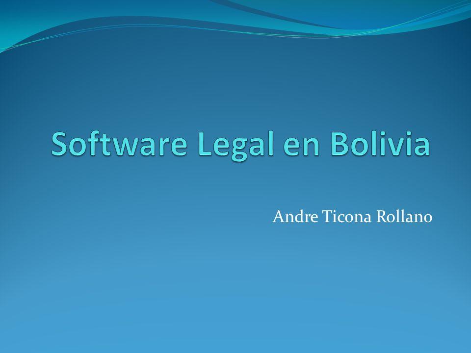 Andre Ticona Rollano