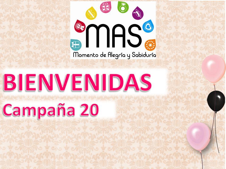 BIENVENIDAS NUEVAS FULLERETTES Campaña 20